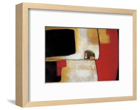 Linear Poetry-Parra-Framed Art Print