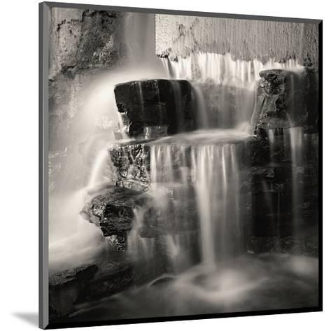 Waterfall, Study no. 1-Andrew Ren-Mounted Giclee Print