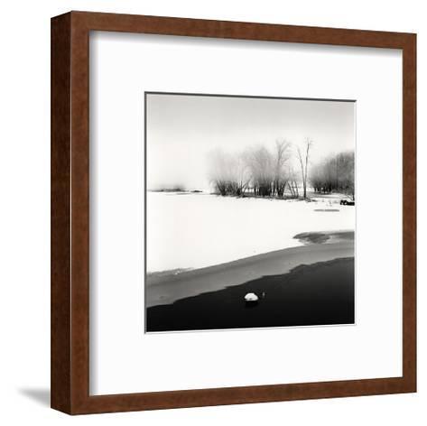 Petrie Island, Study, no. 1-Andrew Ren-Framed Art Print