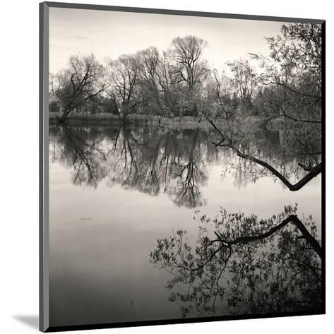 Rideau River, Study, no. 1-Andrew Ren-Mounted Giclee Print