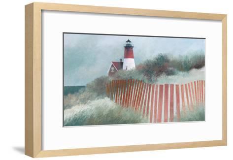 Old Nauset Light-Albert Swayhoover-Framed Art Print