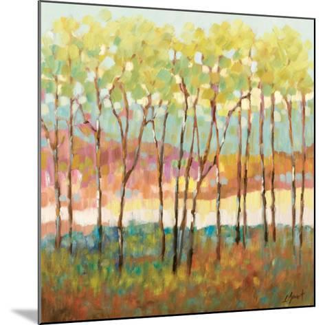 Distant Color-Libby Smart-Mounted Giclee Print