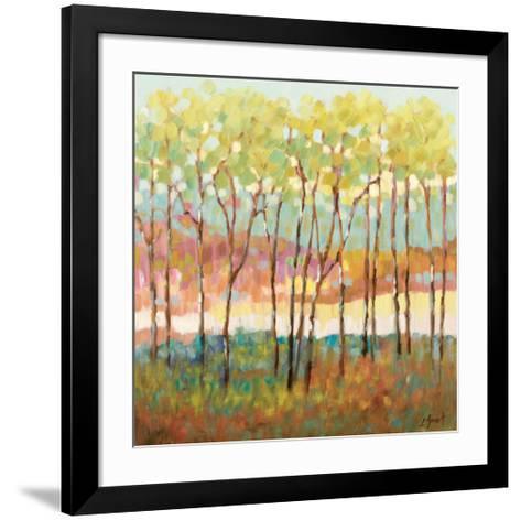 Distant Color-Libby Smart-Framed Art Print