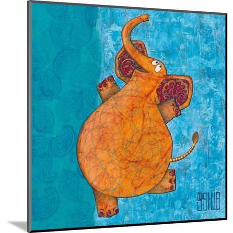 Barry-Sushila Dahan-Mounted Art Print