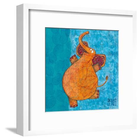 Barry-Sushila Dahan-Framed Art Print