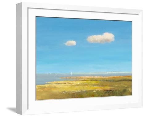 Nice Sailing Day-Jan Groenhart-Framed Art Print