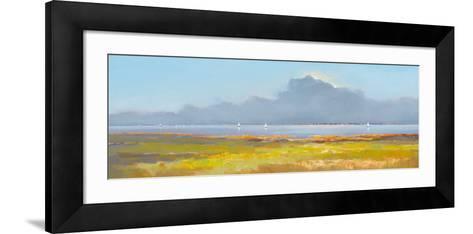 White Sails-Jan Groenhart-Framed Art Print