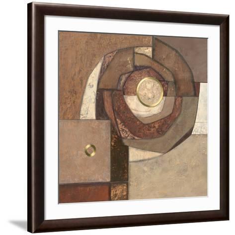 Integral-Jodi Jones-Framed Art Print