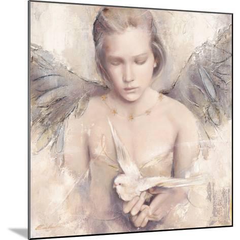 Rêverie d'Ange-Elvira Amrhein-Mounted Art Print
