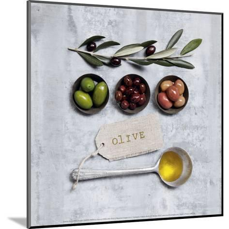 Olive-Camille Soulayrol-Mounted Art Print