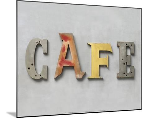Café-Louis Gaillard-Mounted Art Print