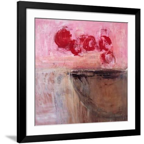 Pink Basin-Jocelyne Bonzom-Framed Art Print