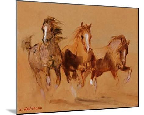 Fedjadj-Isabelle Del Piano-Mounted Art Print
