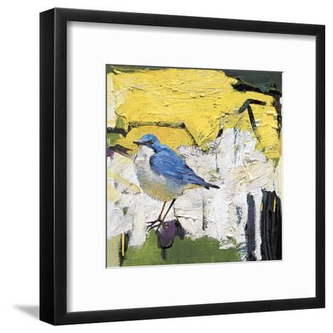 Scalloped Shrug-Jennifer Rasmusson-Framed Art Print