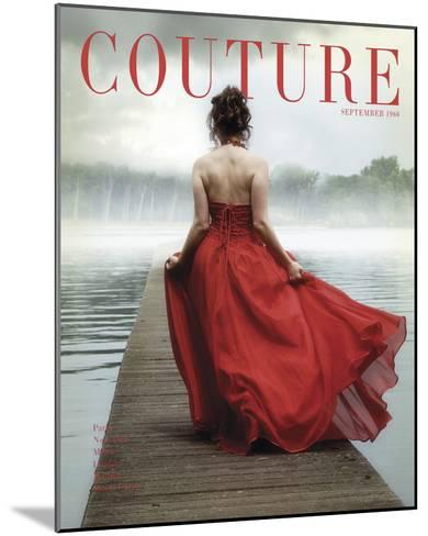 Couture, September 1960--Mounted Art Print