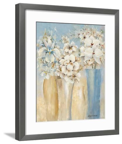 Garden Party II-Nan-Framed Art Print