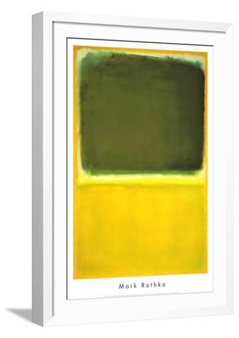 Untitled, c.1951-Mark Rothko-Framed Art Print