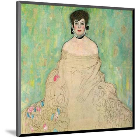 Portrait of Amalie Zuckerkandl, c.1918-Gustav Klimt-Mounted Art Print