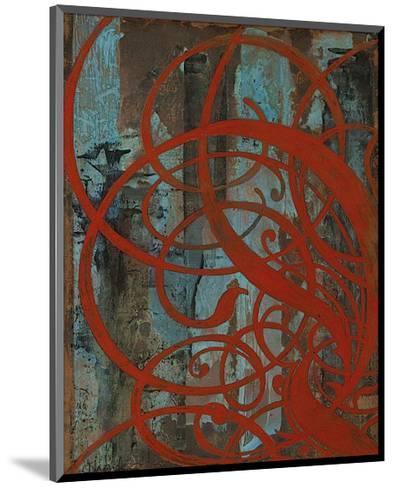 Tornado-Mick Gronek-Mounted Art Print