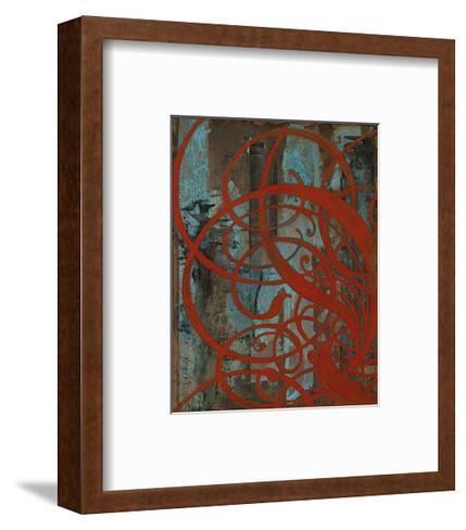 Tornado-Mick Gronek-Framed Art Print