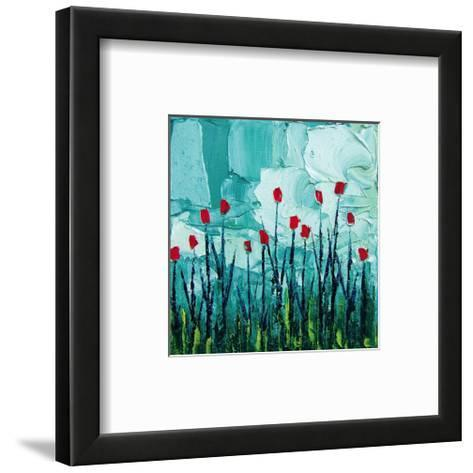 Stories from a Field, Act 22-Aja Trier-Framed Art Print