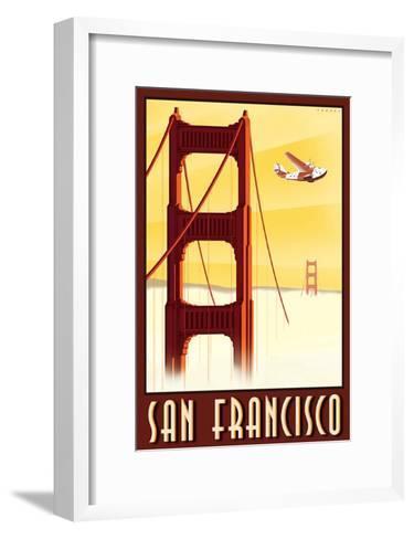 San Francisco-Steve Forney-Framed Art Print