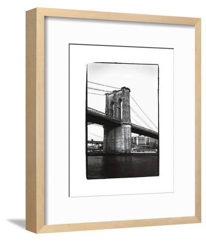 Bridge, c.1986-Andy Warhol-Framed Art Print