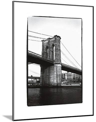 Bridge, c.1986-Andy Warhol-Mounted Art Print