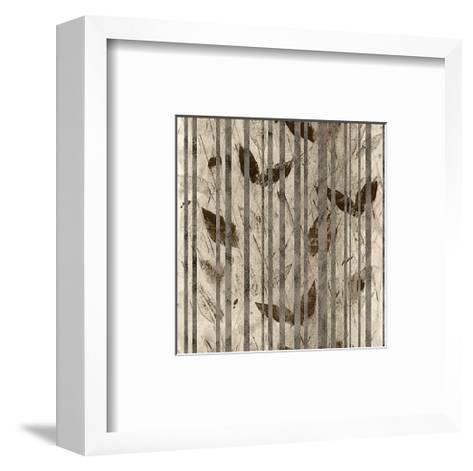 Fluttering Leaves--Framed Art Print