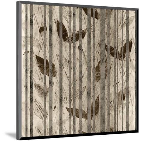 Fluttering Leaves--Mounted Art Print