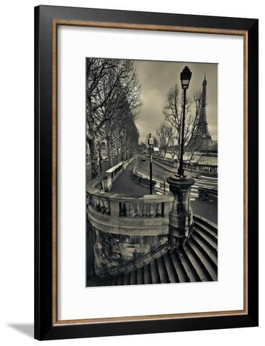 Paris-Sabri Irmak-Framed Art Print