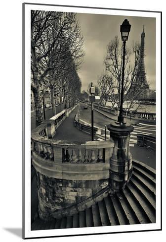 Paris-Sabri Irmak-Mounted Art Print