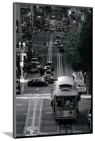 Streets of San Francisco-Sabri Irmak-Mounted Art Print