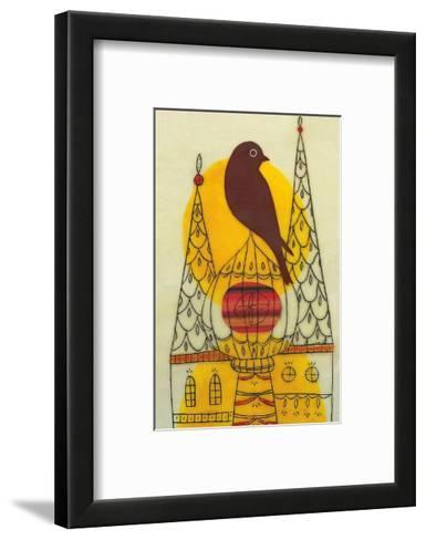 Early Bird-Amy Ruppel-Framed Art Print