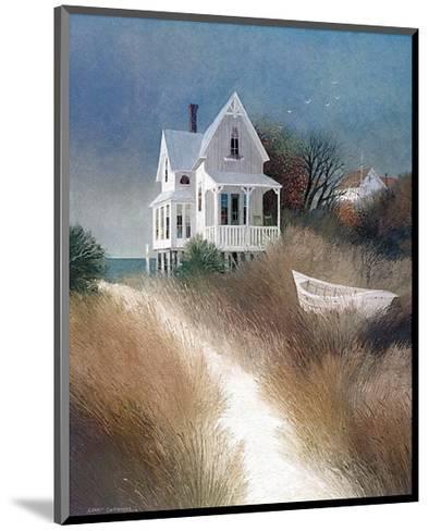 Sand Path-Albert Swayhoover-Mounted Art Print