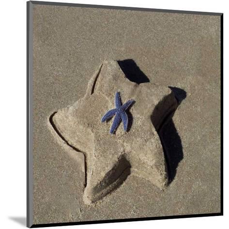 Starfish II-Carl Ellie-Mounted Art Print
