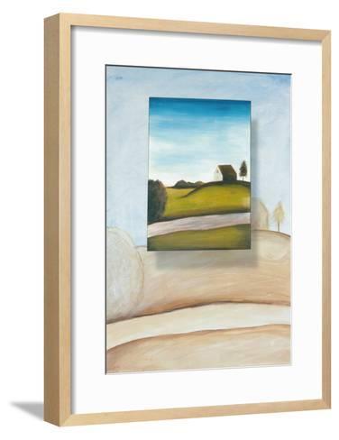 Far and Beyond I-A. Gasser-Framed Art Print