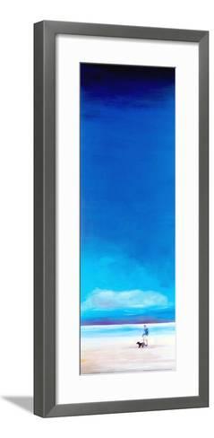 Endless Skies II-M^ Bineton-Framed Art Print