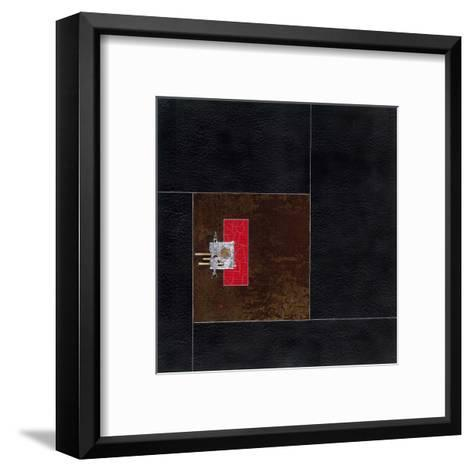 Implosion-Gil Manconi-Framed Art Print