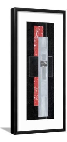 Projection-Gil Manconi-Framed Art Print