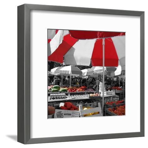 At the Market II-Carl Ellie-Framed Art Print