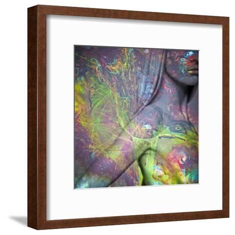 Angel-Jean-Fran?ois Dupuis-Framed Art Print