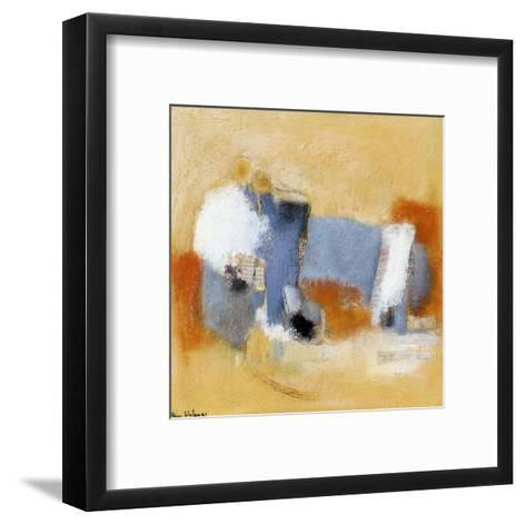 Tendre Matin-Anne Virlange-Framed Art Print
