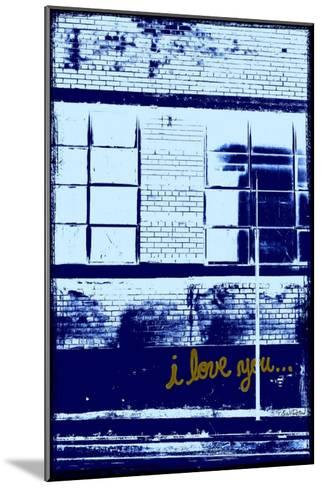 I Love You II-Pascal Normand-Mounted Art Print
