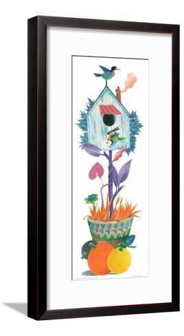 The Upper Room I-W^ Petersen-Framed Art Print