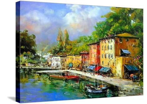 Lago Maggiore-E^ Scognamiglio-Stretched Canvas Print