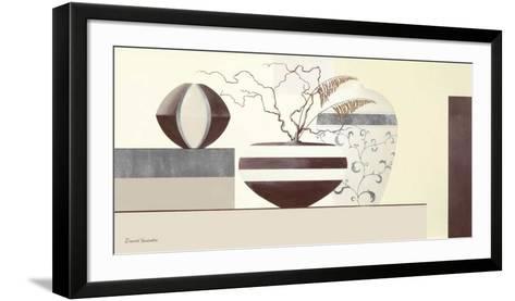 Timeless Twigs II-David Sedalia-Framed Art Print