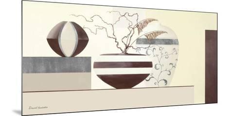 Timeless Twigs II-David Sedalia-Mounted Art Print