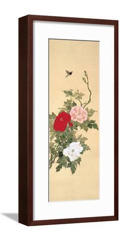 April-Sakai Hoitsu-Framed Art Print
