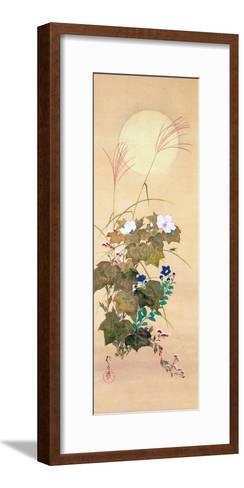 August-Sakai Hoitsu-Framed Art Print